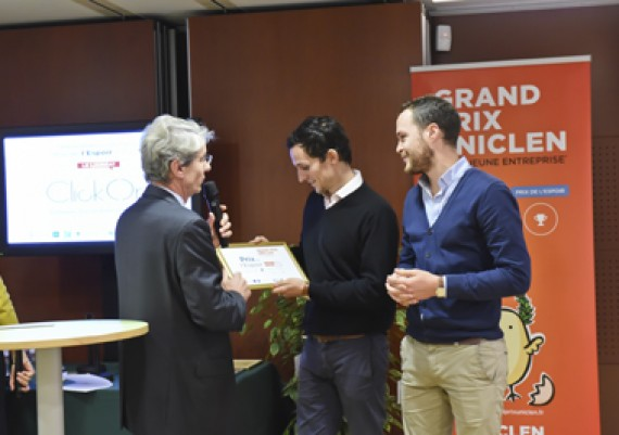 Remise des prix UNICLEN - édition 2014
